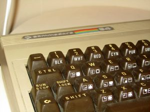 Commodore 64 keyboard